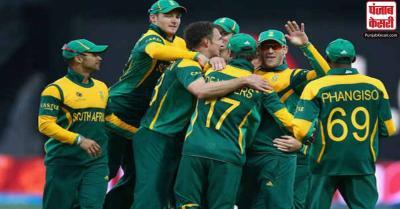 अगले महीने दक्षिण अफ्रीका की क्रिकेट टीम सीमित ओवरों के दौरे के लिए जाएगी इंग्लैंड