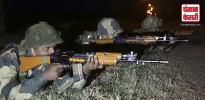 J&K : पुंछ में अग्रिम क्षेत्रों पर पाकिस्तानी सेना की गोलाबारी, भारतीय सेना ने दिया मुंहतोड़ जवाब