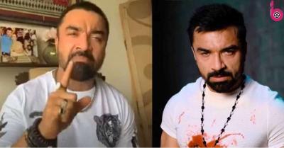 एक बार फिर एजाज खान का पुराना विवादित वीडियो हुआ वायरल,अब उठी गिरफ्तारी की मांग