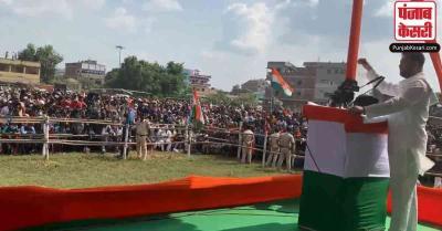 बिहार में भ्रष्टाचार की सरकार, इस बार युवा को दें मौका : तेजस्वी यादव