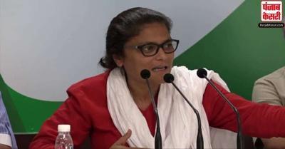 भाजपा पर कांग्रेस का पलटवार - राहुल, प्रियंका के हाथरस दौरे पर सवाल उठाकर पीड़िता का किया अपमान
