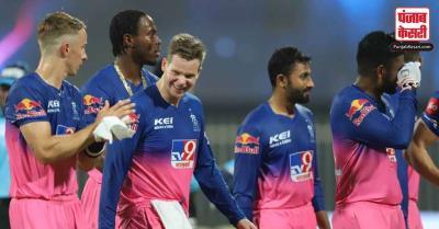 MI vs RR ( IPL 2020 ) : राजस्थान रॉयल्स ने मुंबई इंडियंस को 8 विकेट से हराया