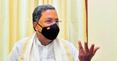 पूर्व CM सिद्दारमैया ने की कर्नाटक में बाढ़ की स्थिति पर चर्चा के लिए विशेष सत्र बुलाने की मांग