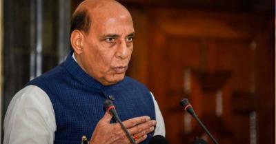 रक्षा मंत्री राजनाथ सिंह सैन्य कमांडरों के सम्मेलन को बुधवार को करेंगे संबोधित