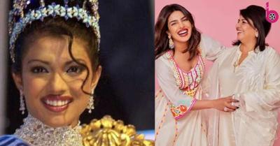 जब प्रियंका चोपड़ा ने अपने नाम किया मिस वर्ल्ड का खिताब, तो मां मधु चोपड़ा ने पूछा था ये मजेदार सवाल