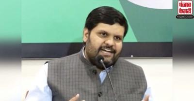 बिहार में 10 लाख नौकरियां देने के लिए सरकार के पास संसाधनों का अभाव नहीं, नीयत की कमी है : कांग्रेस