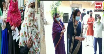 बिहार चुनाव : कड़ी सुरक्षा व्यवस्था के बीच 71 सीटों के लिए मतदान जारी, पीएम मोदी ने लोगों से की ये अपील