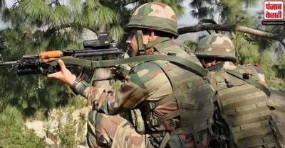 जम्मू-कश्मीर के बडगाम में सुरक्षा बलों ने मुठभेड़ के दौरान 2 आतंकवादियों को मार गिराया