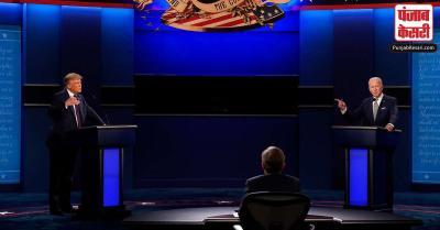 US presidential election 2020 : ट्रंप ने मीडिया पर बाइडेन के खिलाफ भ्रष्टाचार के आरोप छुपाने का लगाया आरोप