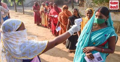 बिहार विधानसभा चुनाव : दोपहर एक बजे तक पहले चरण में 71 सीटों पर 33.10 प्रतिशत मतदान