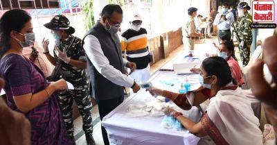5 बजे तक बिहार में हुआ 52.29 प्रतिशत मतदान, चार सीट पर वोटिंग समाप्त