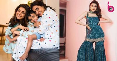 शादी से पहले काजल अग्रवाल ने की बहन के साथ 'पजामा पार्टी', देखें प्री-वेडिंग बैश की तस्वीरें