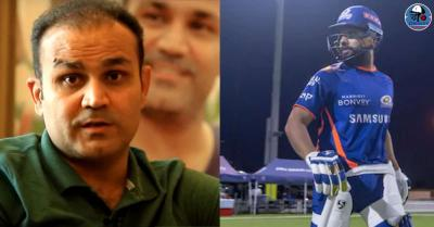 वीरेंद्र सहवाग का फूटा गुस्सा,बोले-ऑस्ट्रेलिया दौरे के लिए फिट नहीं हैं रोहित शर्मा तो मैच देखने कैसे आ जाते हैं?