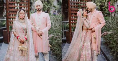 नेहा कक्कड़ ने अपनी शादी में सब्यसाची के गिफ्ट किये आउटफिट पहनने पर बोला- लोग इसे पहनने के लिए मरते हैं...