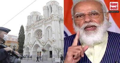 आतंकवाद के खिलाफ जंग में भारत फ्रांस के साथ : PM मोदी