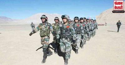 LAC तनाव के बीच चीन की तैयारी, कड़ाके की ठंड से निपटने के लिए अपने सैनिकों को दिए हाई-टेक उपकरण