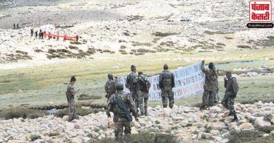 चीन द्वारा पूर्वी लद्दाख में दोबारा जमीन कब्जाने वाली रिपोर्ट को भारतीय सेना ने फर्जी करार दिया