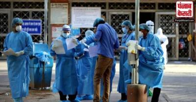 कोरोना ने तोड़े सारे रिकॉर्ड, दिल्ली में गुरुवार को कोरोना वायरस के 5,739 नये मामले