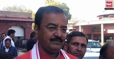 BJP को चुनाव जीतने के लिए BSP के समर्थन की जरूरत नहीं : केशव प्रसाद मौर्य