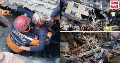 तुर्की, यूनानी द्वीप में भूकंप के कारण मरने वालों की संख्या बढ़कर 26 हुई,  800 से अधिक घायल