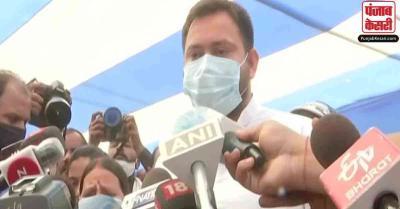 बिहार : राबड़ी देवी और तेजस्वी ने किया मतदान, RJD नेता बोले- जनता मतों का इस्तेमाल कर करेंगे बदलाव