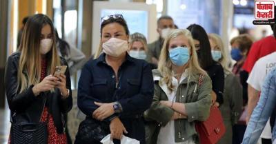 विश्वभर में कोरोना महामारी का प्रकोप जारी, मरीजों का आंकड़ा 5 करोड़ 60 लाख से अधिक