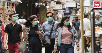 राजधानी में मास्क न पहनने पर 1306 लोगो को जुर्माना भरना पड़ा