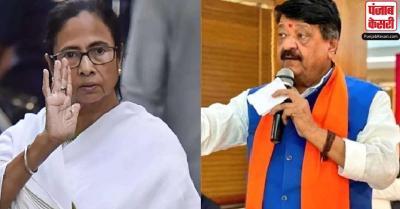 क्या ममता बनर्जी ने टीएमसी को गिरवी रख दिया है: कैलाश विजयवर्गीय