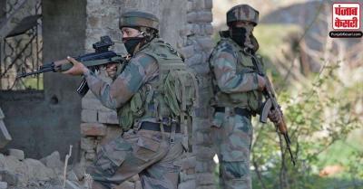 पाकिस्तान ने जम्मू-कश्मीर के राजौरी में फिर किया संघर्ष विराम का उल्लंघन, भारतीय सेना ने दिया मुंहतोड़ जवाब