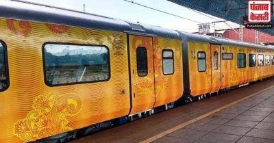 लग्जरी ट्रेनों पर कोरोना का असर, यात्रियों की कमी के चलते तेजस एक्सप्रेस का परिचालन आज से बंद