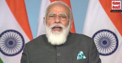 पीएम मोदी ने कहा- जम्मू-कश्मीर में भ्रष्टाचार कम करने के लिए पहली बार बना कानून