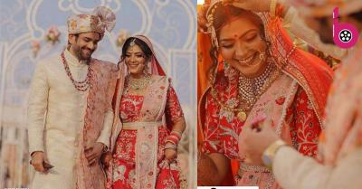 'सुहानी सी एक लड़की' फेम अभिनेत्री राजश्री रानी ने ऑनस्क्रीन भाई के साथ लिए सात फेरे,देखें खूबसूरत तस्वीरें
