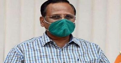 पराली जलाने से हुए प्रदूषण के कारण दिल्ली में कोविड-19 की मृत्यु दर बढ़ी : सत्येंद्र जैन