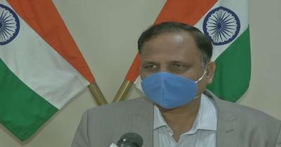 दिल्ली में कोविड 19 की स्थिति नियंत्रण में आने तक नहीं खोले जाएंगे स्कूल : सत्येंद्र जैन