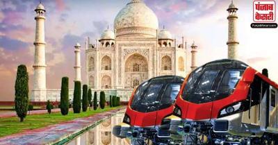 1 दिसंबर को आगरा मेट्रो परियोजना का उद्घाटन करेंगे पीएम मोदी
