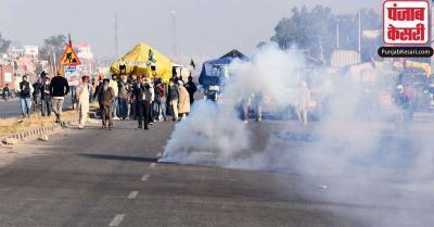 दिल्ली में प्रदर्शन करने जा रहे अन्नदाताओं को मिला भारतीय किसान यूनियन का समर्थन