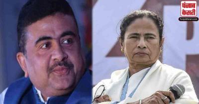 बंगाल चुनाव से पहले TMC को बड़ा झटका, शुभेंदु अधिकारी ने मंत्री पद से दिया इस्तीफा