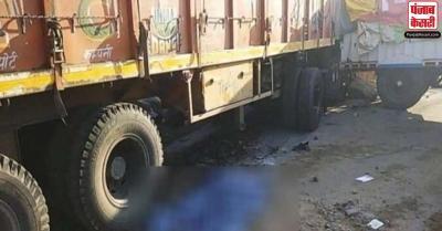 राष्ट्रीय राजधानी जा रहे किसानों के ट्रैक्टर को ट्रक ने टक्कर मारी, एक की मौत