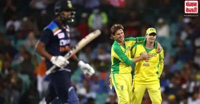 IND vs AUS  : पहले मैच में बुरी तरह पस्त हुई भारतीय टीम