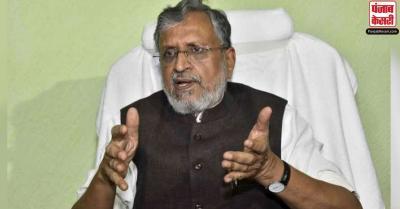सुशील मोदी को भाजपा ने बिहार से बनाया राज्यसभा उम्मीदवार