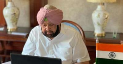 अमरिंदर सिंह का किसानों से आग्रह : केंद्रीय गृह मंत्री की अपील स्वीकार करें