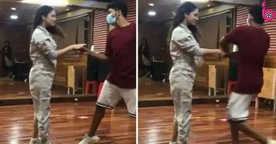 अंकिता लोखंडे ने सुशांत सिंह राजपूत को याद करते हुए किया डांस, वीडियो शेयर करके कहा-'मेरी तरफ से तुम्हारे लिए'