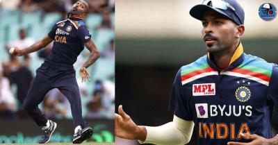 भारत को हार्दिक पांड्या से गेंदबाजी कराने के लिए होना पड़ा मजबूर,एक साल बाद पहली बार संभाली गेंदबाजी