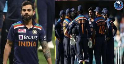 विराट कोहली दूसरे वनडे में हार और सीरीज गंवाने के बाद दिखे निराश, इनपर निकाली कप्तान ने भड़ास
