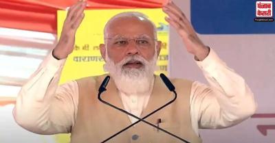 किसानों को डर दिखाकर बहकाया जा रहा है, कृषि कानून पर बैकफुट पर नहीं आएगी सरकार : PM मोदी