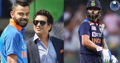 तीसरे वनडे में सचिन तेंदुलकर का पीछा कर विराट कोहली तोड़ देंगे दिग्गज का यह सबसे बड़ा रिकॉर्ड?