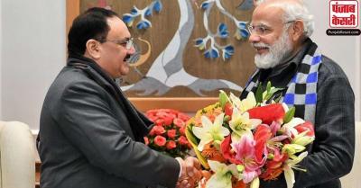 भाजपा अध्यक्ष जे पी नड्डा का जन्मदिन आज, पीएम मोदी समेत कई नेताओं ने दी शुभकामनाएं