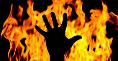 UP : बहराइच में मामूली कहासुनी के बाद बहु ने सास को जिंदा जलाया