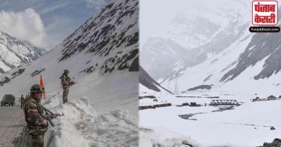 चीन ऊंचाई वाले स्थानों पर भारत की तैयारी से भौचक्का, ठंड में PLA जवानों की हालत खराब