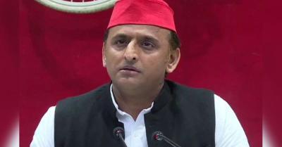 अखिलेश का योगी पर वार, चुनाव नजदीक आते ही प्रदेश छोड़ गगनचारी बन गए मुख्यमंत्री